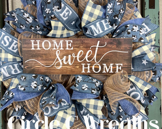 Home Sweet Home (FREE SHIPPING)
