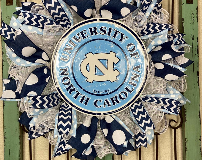 University of North Carolina (FREE SHIPPING)