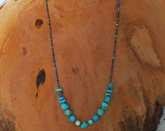 Turquoise Necklace (faux)