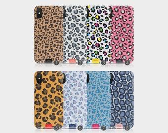 2c85c49bc072 Tirita Hard Phone Case Animal Print Leopard Tiger Cheetah Wild Cats iPhone  5 5s SE 6 6s 7 8 Plus X Xs Max Xr Samsung Motorola LG Huawei HTC