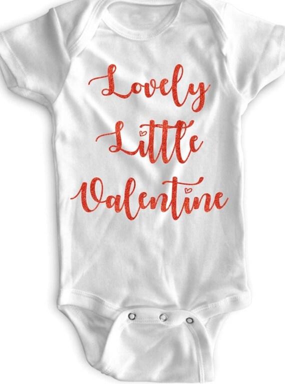 Valentine Valentine S Day Onesie Valentine S Day Etsy