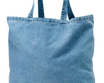 denim bag Everyday Bag Gift for Her