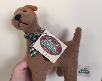 1997 Ganz Cottage Collectibles Puppy Dog