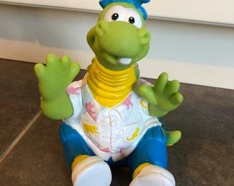 Magellan The Dragon - Eureeka's Castle - Hand Puppet Figure 1990 MTV