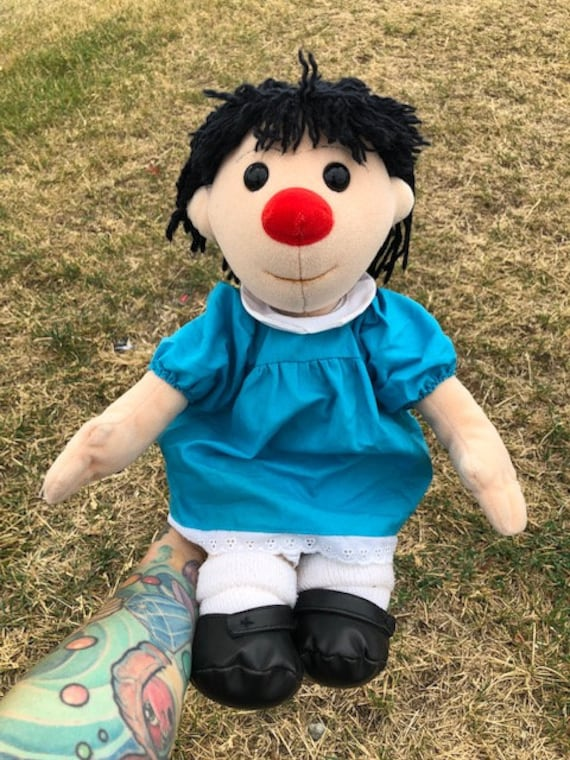 Terrific Big Comfy Couch Molly Soft Rag Doll Plush 17 W Outfit 1995 Commonwealth Ibusinesslaw Wood Chair Design Ideas Ibusinesslaworg