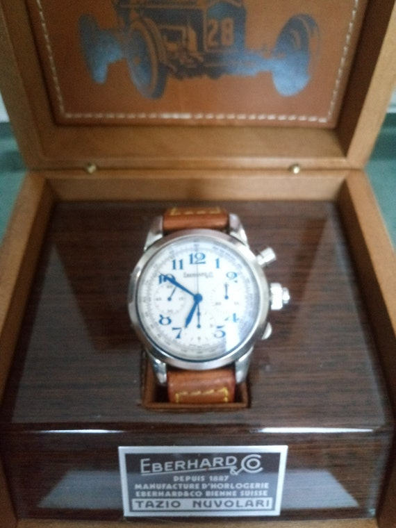 Orologio da polso Eberhard Tazio Nuvolari Vanderbi