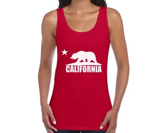 4bd4938701f401 Cali bear tank top
