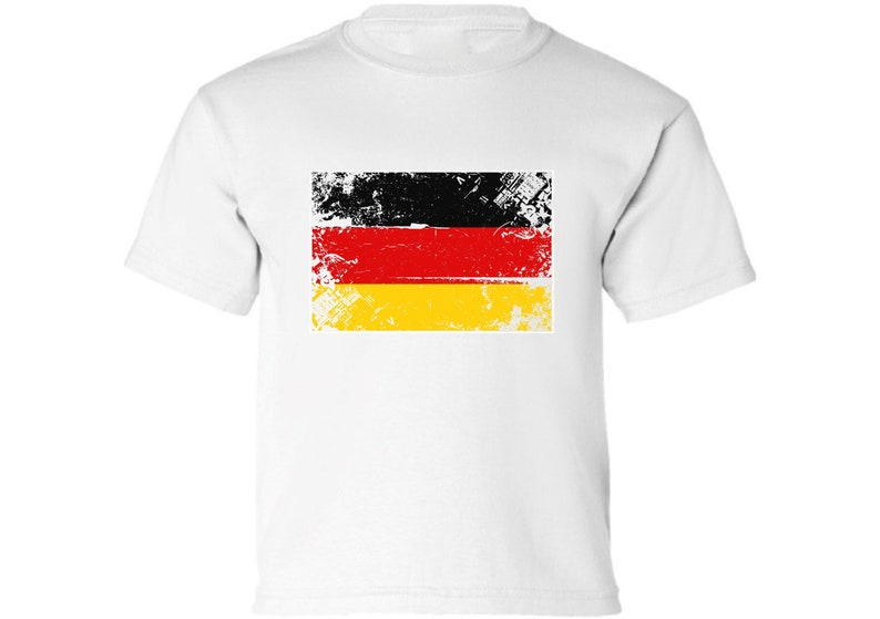 342ced45 Germany Flag Toddler Shirt Germany Shirt for Girls German | Etsy