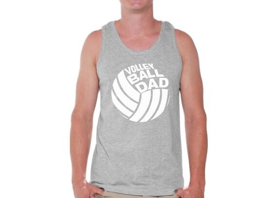 Volley-ball papa Tank Top réservoirs Top sport papa pères jour volley-ball amant cadeau pour papa