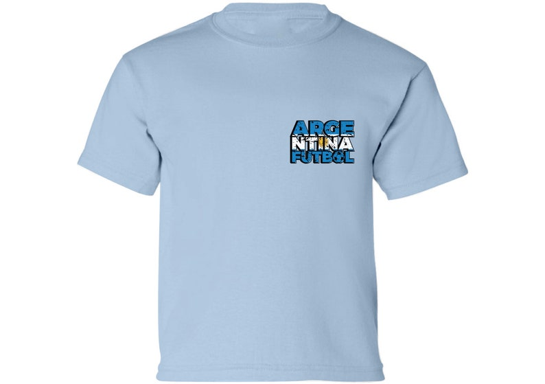 8cdd3e59b3f Argentina Futbol Infant Shirt Argentinian Football Shirts