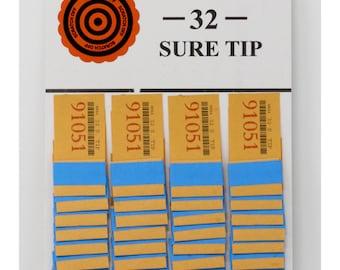 Raffle Bingo//Jar Tickets Free Shipping USA 1-10 One Dozen #10 Sure Tip Boards