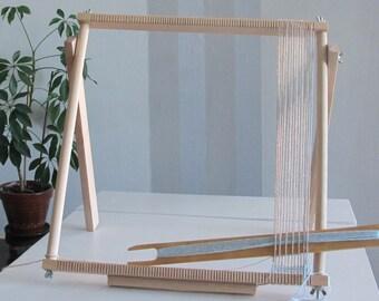 Weaving Loom, Wood Frame Loom, Weaving Loom Kit,