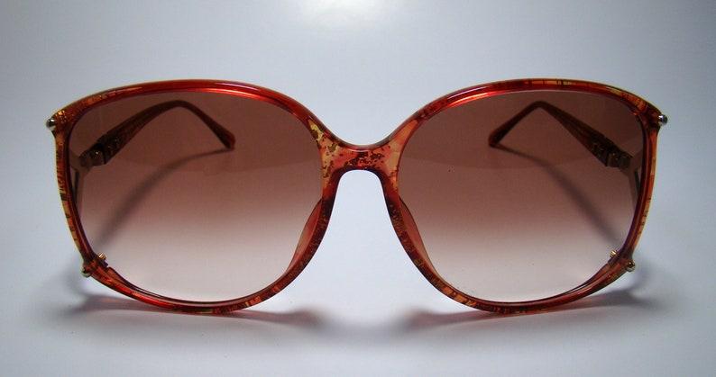 020acd7071 Christian Dior 2496 vintage translucent mosaic effect cello sunglasses