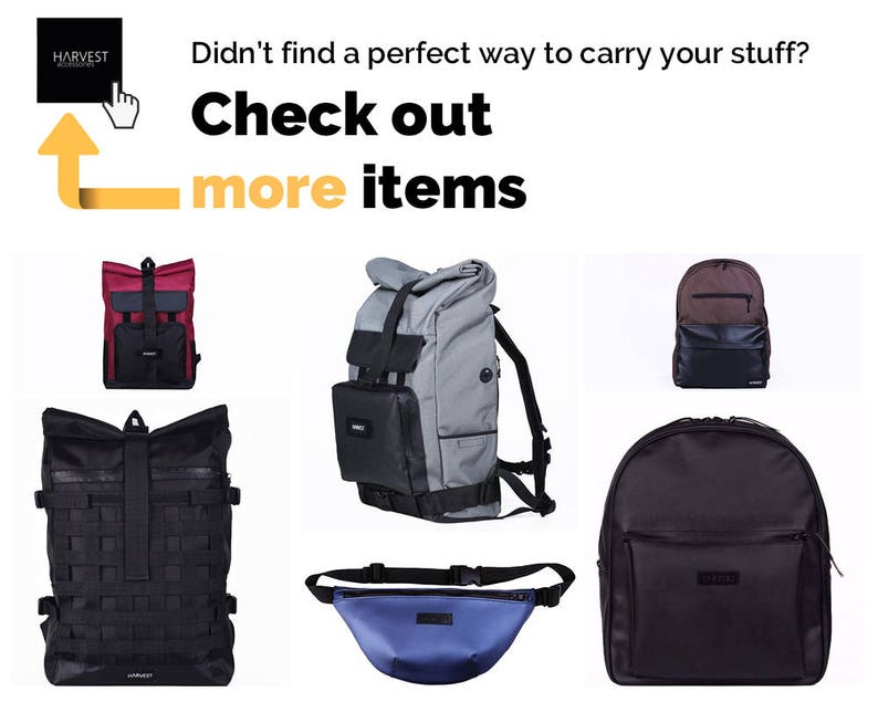 Black Leather Laptop Backpack Black leather backpack Black women backpack Gift rucksack Waxed canvas bag Vegan backpack Leather bag