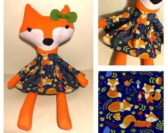 Fifi the Fox | Soft Toy