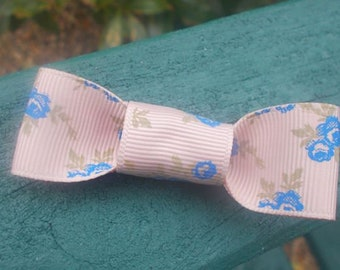 Set of 2 Floral Hairbows