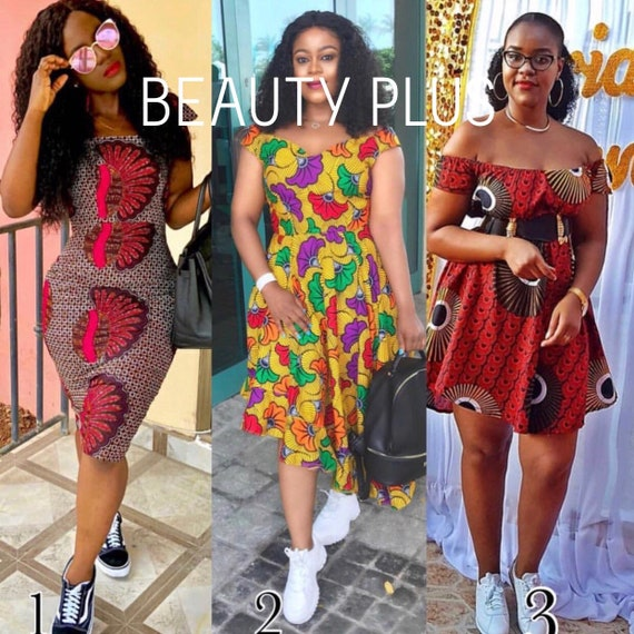 Ankara plus size maxi dress/Plus size african women dress/ African clothing  for occassions/ African print for outings WH3004
