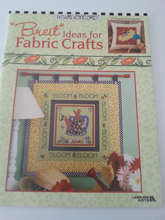 Fabric Crafts Mary Engelbreit Designs Book 27 Home Etsy