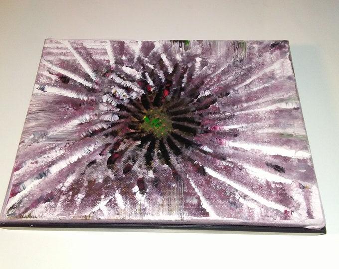 Small canvas art, abstract painting, home art decor, wall art decor, abstract art