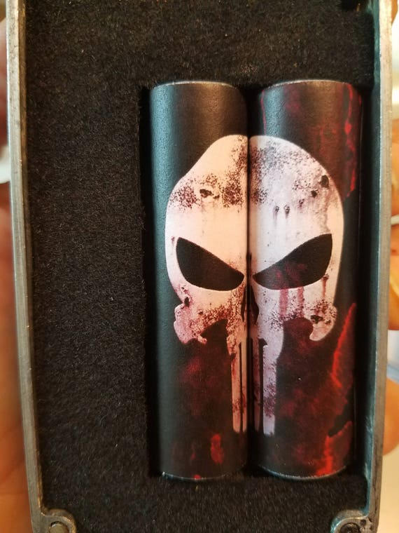 18650 Battery Wraps Made to Order Custom Orders Welcomed