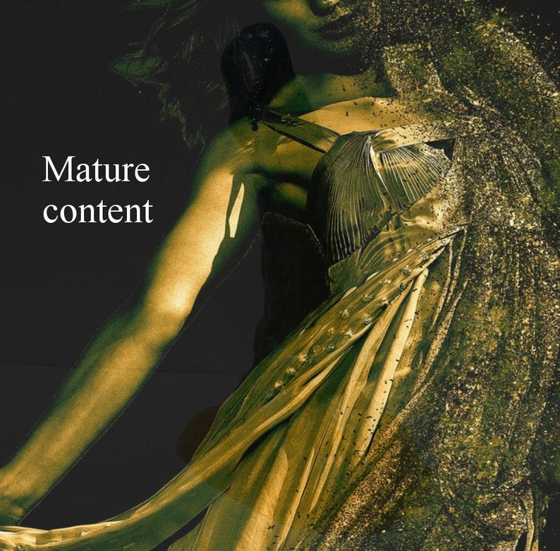 Mature-DIVINA GOLD MediumErotic Art Silicone Toys-Premium image 0