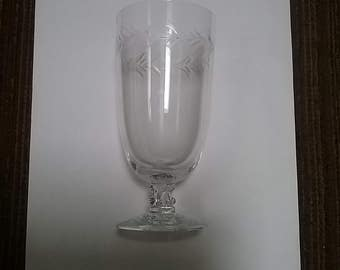 Fosteria Iced Tea Glass