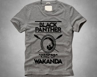6ad2e800a77 King of Wakanda - Black Panther YOUTH T-shirt