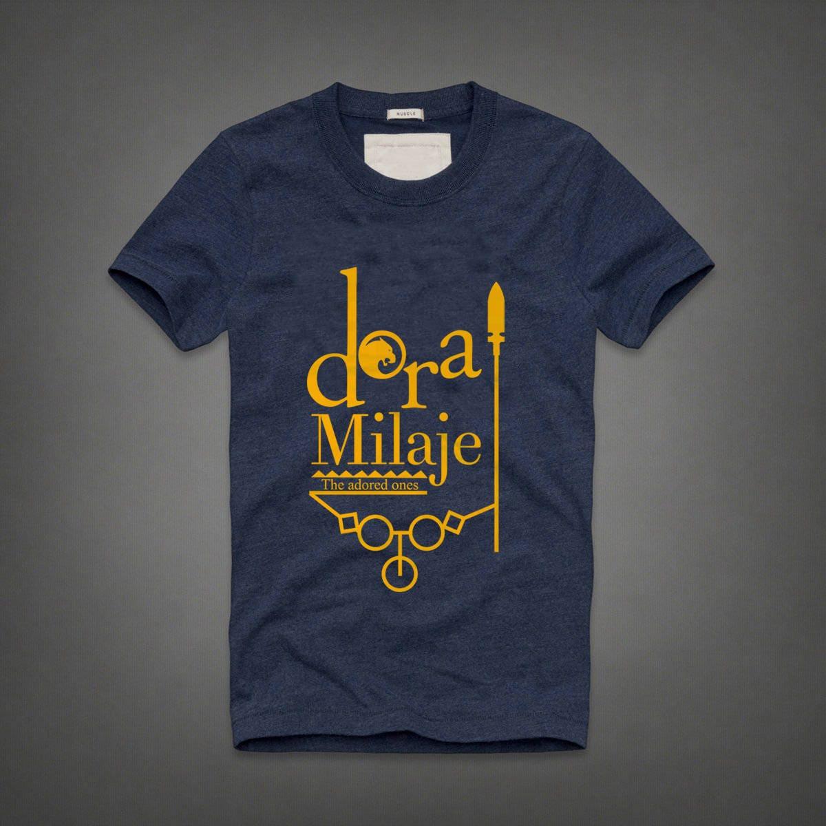 24e1076c4edeb Dora Milaje - Black Panther ADULT T-shirt