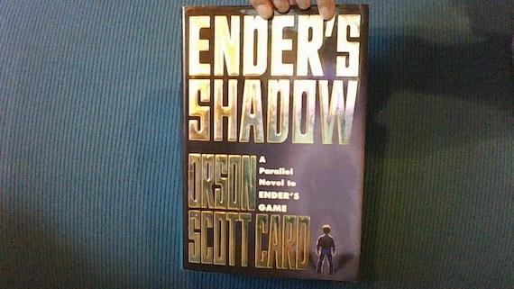 Enders Shadow Orson Scott Card Handmade Secret Diversion Etsy