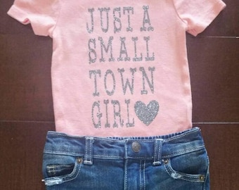 0ba144ff1d346 Baby girl toddler girl distressed jeans rolled capris small town girl  outfit bodysuit summer outfit Photo prop Baby gift baby fasion
