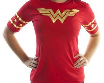 a64572771fa Wonder woman T-shirt