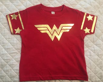 Wonder Woman enfant Tshirt