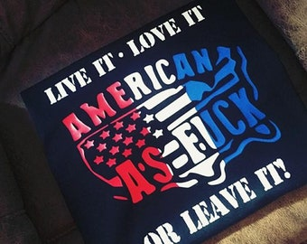 American - Live, Love or Leave