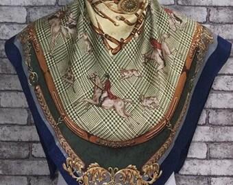274421c4805 Gratuit post authentique Kinloch Anderson foulard en soie (33
