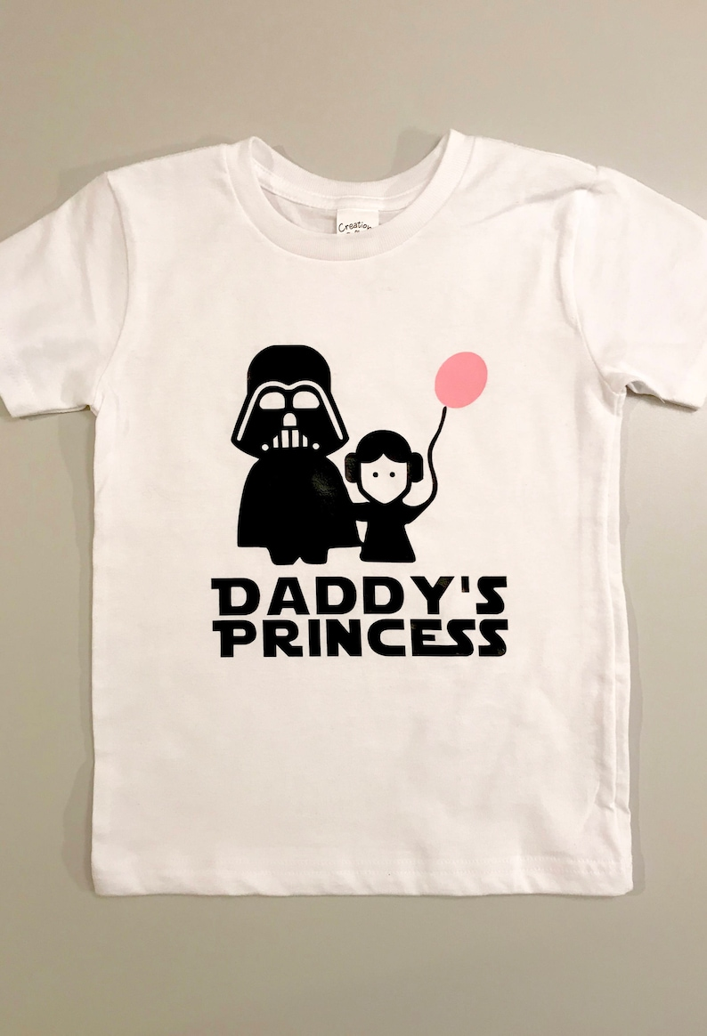 de223cdb Daddy's Princess Disney Star Wars Darth Vader and | Etsy