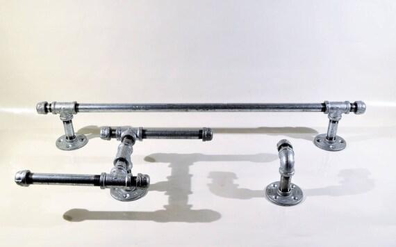 Industrielle Badezimmer Armaturen Industrie Bad Satz Industrie Etsy