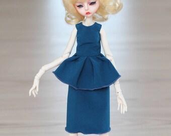 Dress for baby Doll Chateau bjd doll b-05/b-06 body Zora