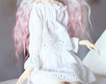 Summer outfit for MSD BJD dolls MiniFee, Doll Chateau KID 1/4 bjd doll or similar