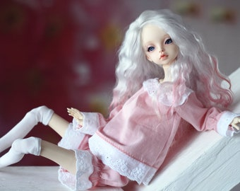 Vintage sleepwear for Doll Chateau KID or similar MSD BJD dolls