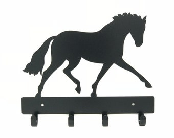 Horse Key Rack Etsy