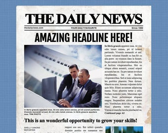 4 page newspaper template microsoft word 85x11 inch