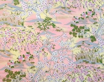 1 sheet 42x59cm Japanese Yuzen Washi Chiyogami Papers P171