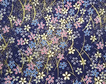1 sheet 42x59cm Japanese Yuzen Washi Chiyogami Papers P069