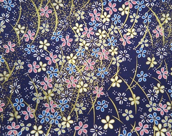 1 sheet 42x59cm Japanese Yuzen Washi Chiyogami Papers P69