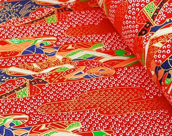 1 sheet 42x59cm Japanese Yuzen Washi Chiyogami Papers P138