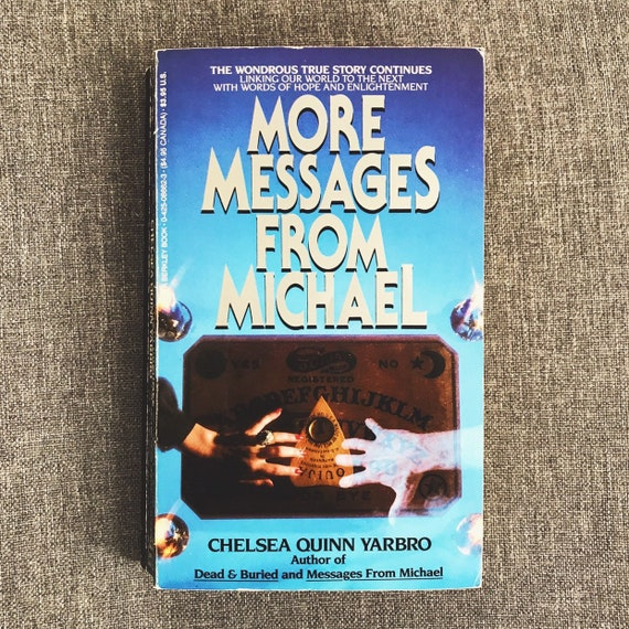 More Messages From Michael By Chelsea Quinn Yarbro Etsy