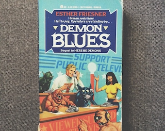 Demon Blues by Esther Friesner