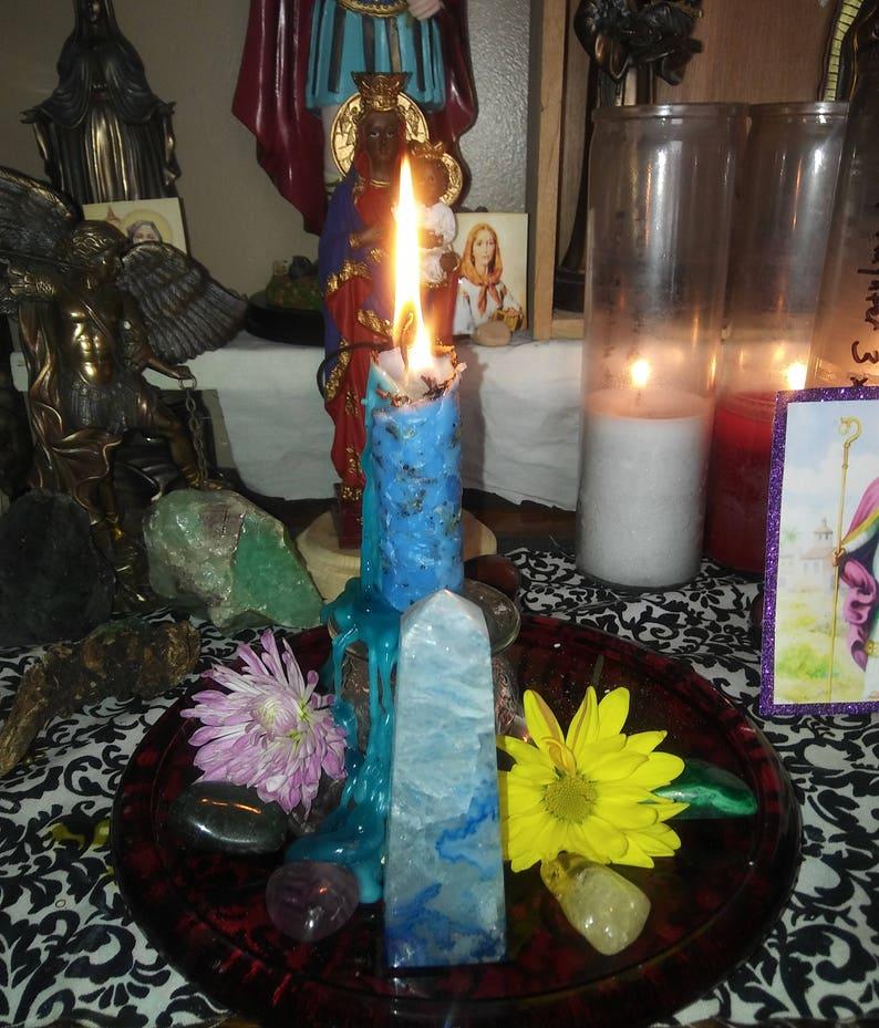 Spiritual Healing Candle Rituals Hoodoo Voodoo Wicca   Etsy