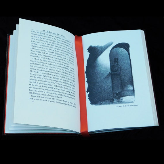 The Strange Case Of Dr Jekyll And Mr Hyde By Robert Louis Etsy