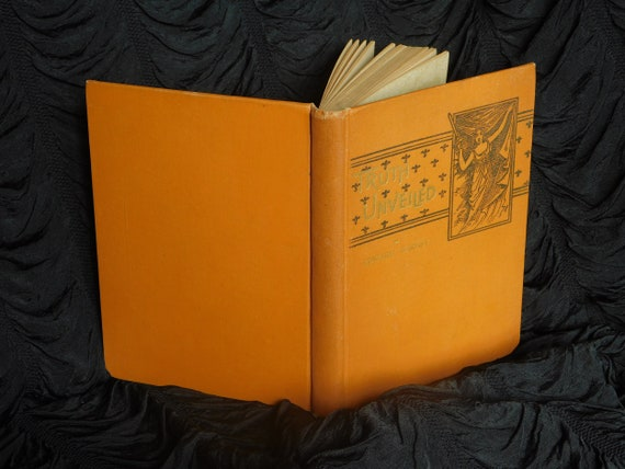 Httpwww Overlordsofchaos Comhtmlorigin Of The Word Jew Html: 19th Century Antique Self-Help Book Truth Unveiled By